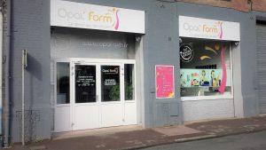 Facade Opal Form Saint-Omer